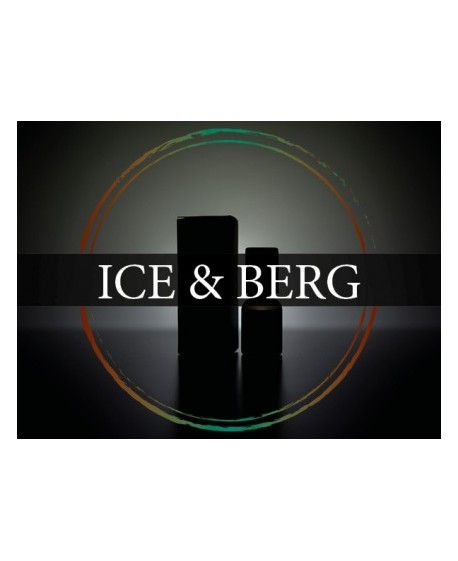 AROMA DEA ICE AND BERG 10ML