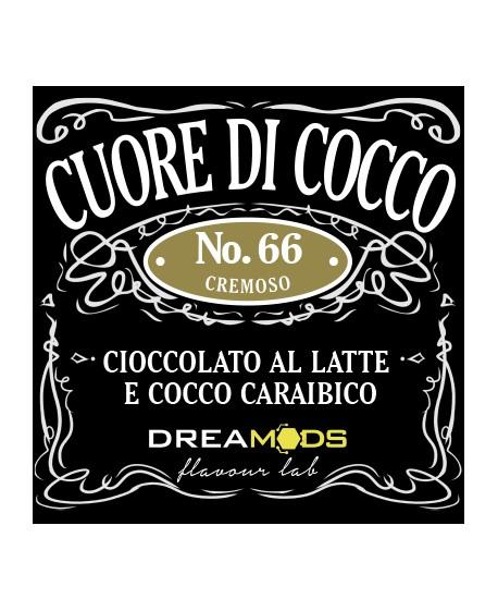 AROMA DREAMODS CUORE DI COCCO 10ML