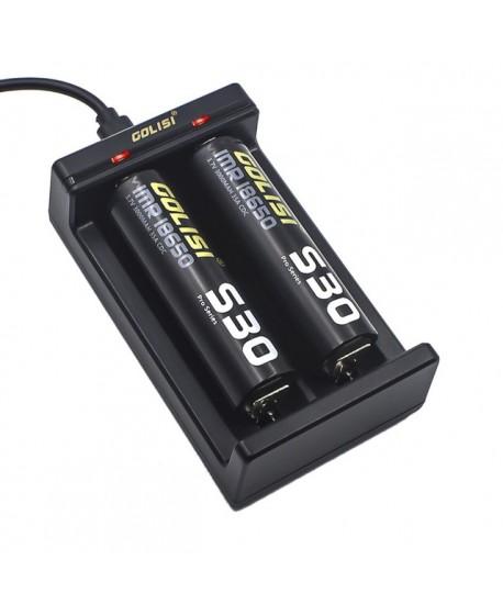 GOLISI NEEDLE USB CHARGER 2 SLOT