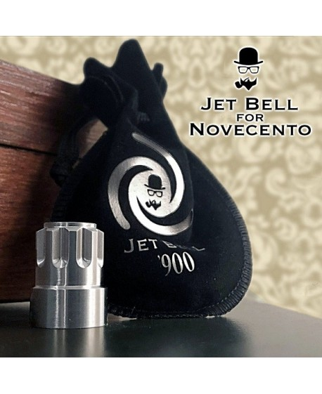 JET BELL PER ATOM 900 THE VAPING GENTLEMENT