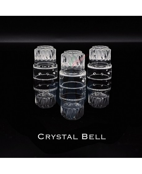 THE VAPING GENTLMENEN CLUB CRYSTAL BELL PER 900