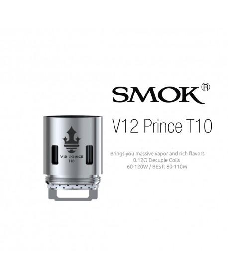 SMOKTECH COIL TFV12 PRINCE T10