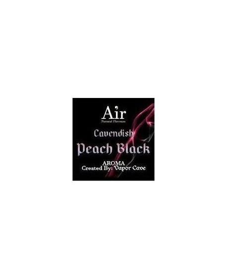 VAPOR CAVE AIR PEACH BLACK 11ML