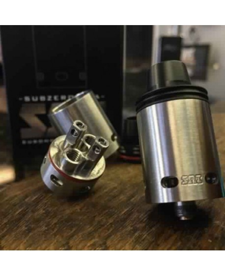 SUB OHM INNOVATION SUBZERO COMPETITION